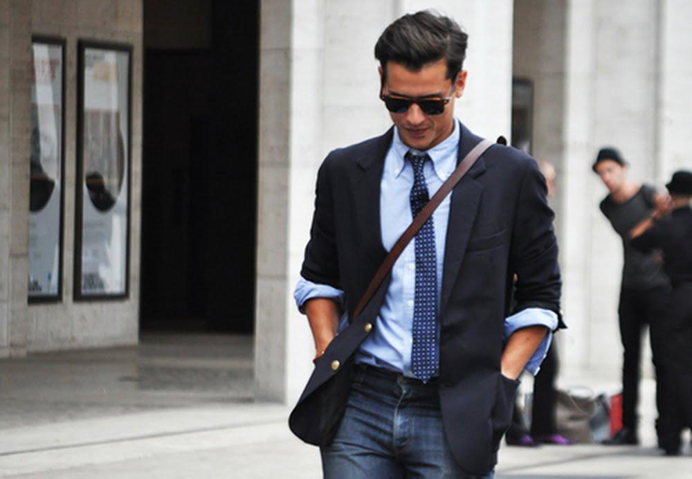 Быть общительным, популярным, уметь хорошо проводить время. Стильный мужчина - не только общительный и популярный мужчина.