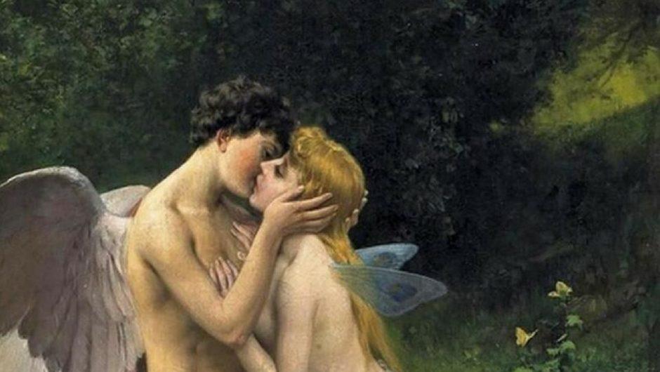 Утраченная любовь Психеи