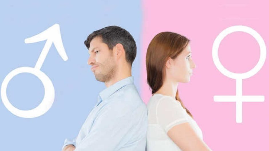 Половое различие в общении