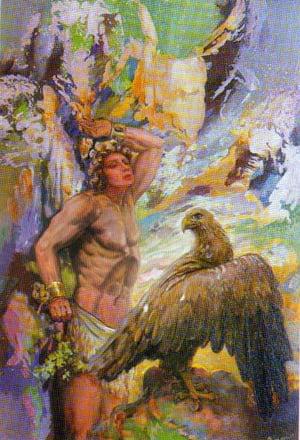 Титан Прометей