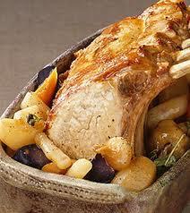 Блюда из свинины, баранины, телятины, индейки