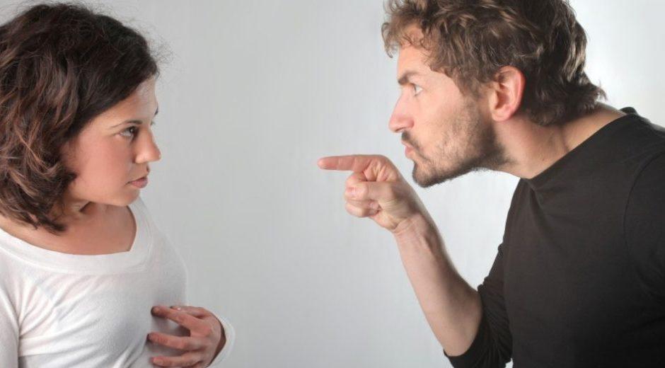 Ты сердишься – значит, ты не прав