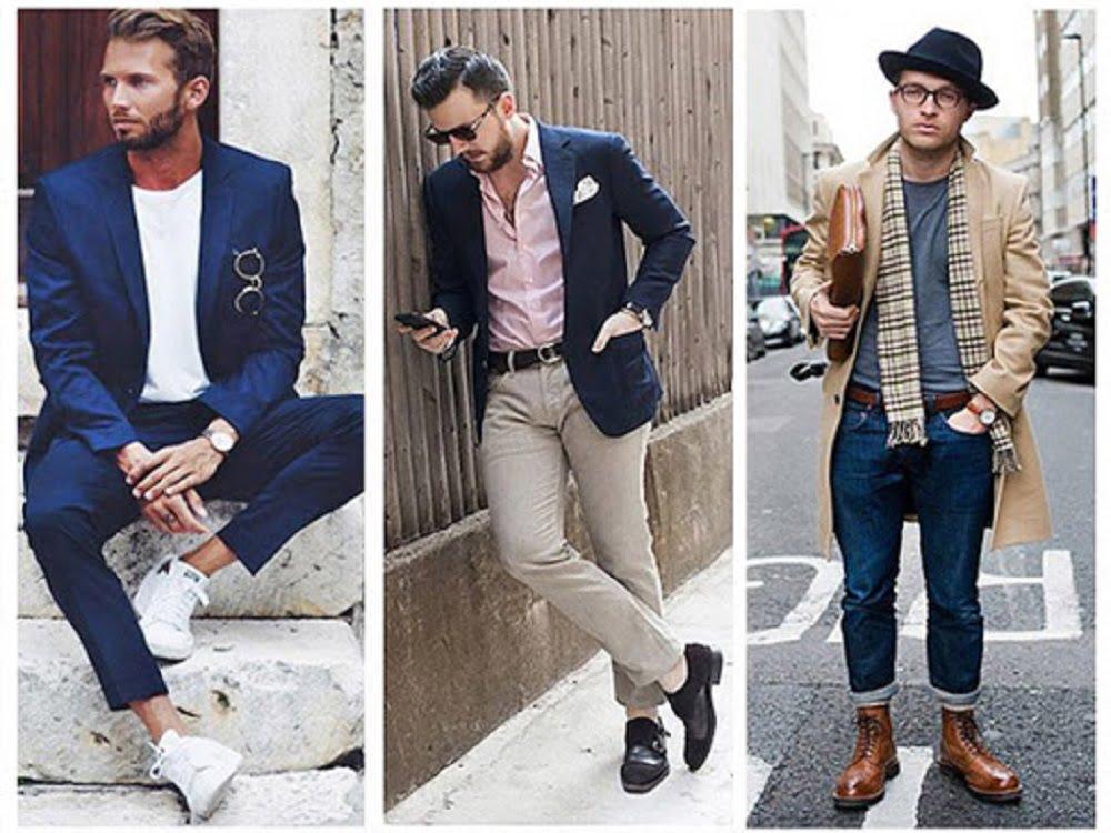 Вопрос подбора гардероба и выбора определенного стиля ещё не так давно был прерогативой слабой половины человечества. В современном мире, как и в современном обществе всё сильно изменилось мужчины забрали у женщин пальму первенства в индустрии моды.