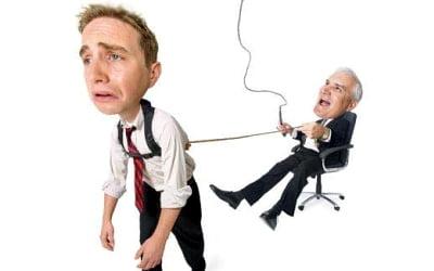 Как не надо разговаривать с начальником
