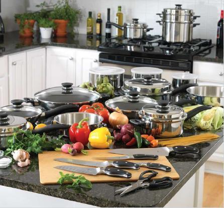 Каждая хозяйка знает, какая посуда ей нужна