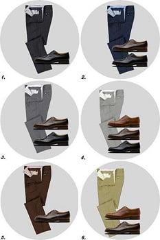 Правила выбору обуви