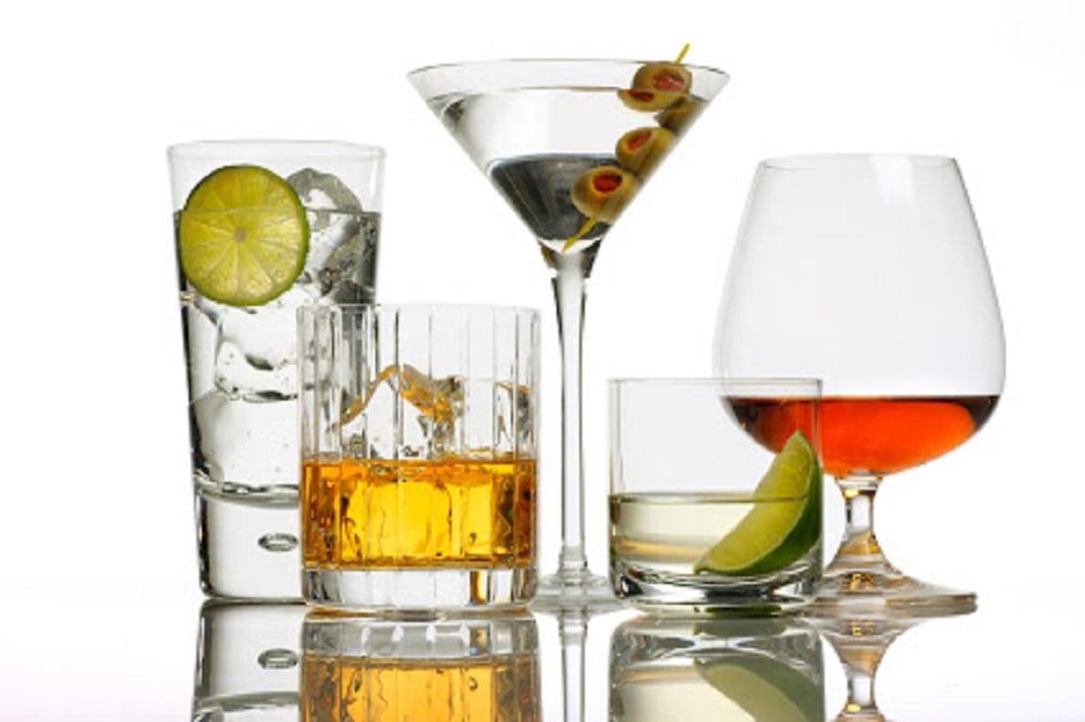 Алкоголь может быть полезным