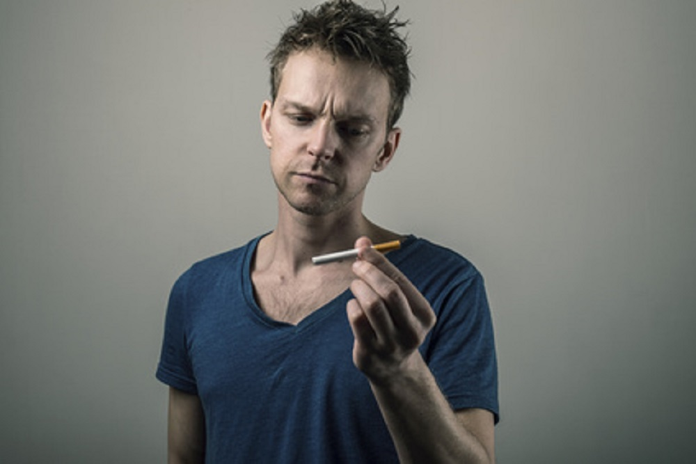 Курение - дань моде или зависимость