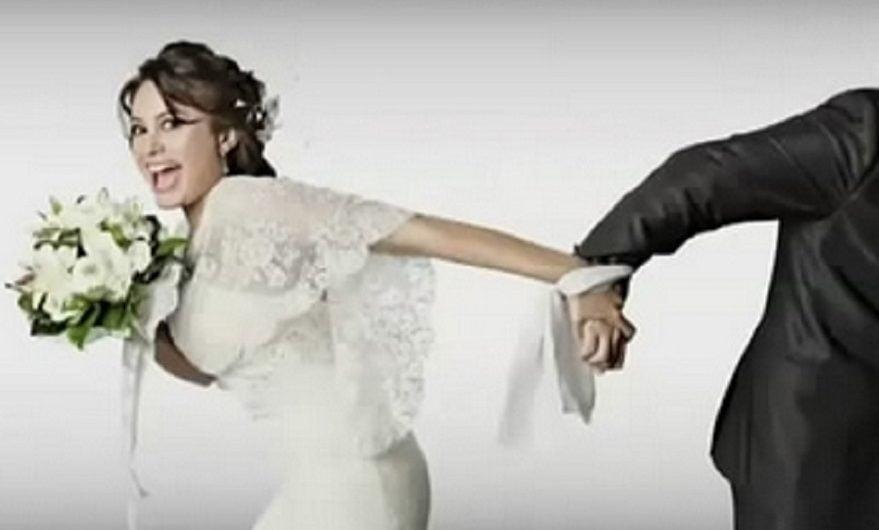 Каждая женщина хочет выйти замуж
