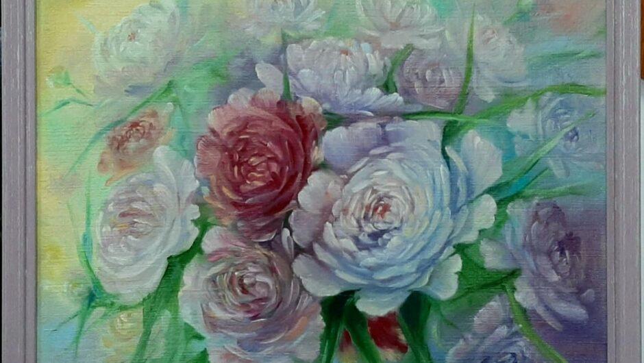 Самый популярный и востребованный вид изобразительного искусства в европейской культуре - это живопись.